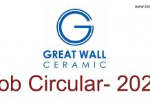 Great Wall Ceramic Industries Limited